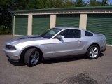 2011 Ingot Silver Metallic Ford Mustang GT Premium Coupe #69997432