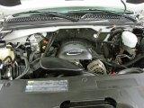 2004 Chevrolet Silverado 1500 Z71 Extended Cab 4x4 4.8 Liter OHV 16-Valve Vortec V8 Engine