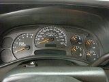 2004 Chevrolet Silverado 1500 Z71 Extended Cab 4x4 Gauges