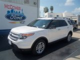 2013 Oxford White Ford Explorer FWD #69997404