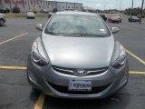 2013 Titanium Gray Metallic Hyundai Elantra GLS #69997397