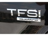 Audi TT 2011 Badges and Logos