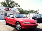 1999 Bright Red Chevrolet Cavalier RS Coupe #69998053