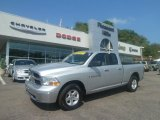 2011 Bright Silver Metallic Dodge Ram 1500 SLT Quad Cab 4x4 #69997732