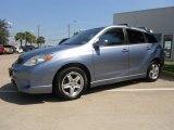 2007 Cosmic Blue Metallic Toyota Matrix XR #69997992