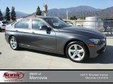 2013 Mineral Grey Metallic BMW 3 Series 328i Sedan #69997617