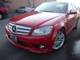 2009 Mercedes-Benz C 300 4Matic Sport