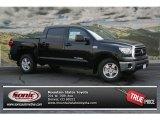 2012 Black Toyota Tundra CrewMax 4x4 #69997210