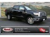 2012 Black Toyota Tundra Platinum CrewMax 4x4 #69997209
