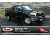 2012 Black Toyota Tundra CrewMax 4x4 #69997206