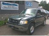 2003 Aspen Green Metallic Ford Explorer Sport XLT 4x4 #69997567