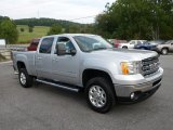 2013 GMC Sierra 2500HD SLT Crew Cab 4x4 Data, Info and Specs