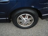 Buick Regal 2000 Wheels and Tires