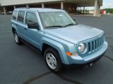 2013 Jeep Patriot Winter Chill Pearl