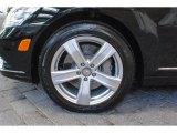 2013 Mercedes-Benz S 550 4Matic Sedan Wheel