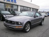 2006 Tungsten Grey Metallic Ford Mustang V6 Premium Convertible #6962036