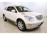 2010 White Diamond Tricoat Buick Enclave CXL AWD #69997844
