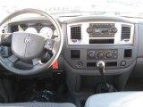 2007 Dodge Ram 3500 SLT Quad Cab Dually Dashboard
