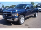 2004 Dodge Ram 1500 Patriot Blue Pearl