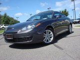 2008 Carbon Gray Hyundai Tiburon GS #70081195