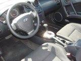 2008 Hyundai Tiburon GS GS Black Cloth Interior