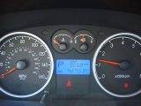 2008 Hyundai Tiburon GS Gauges