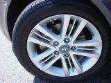 2008 Hyundai Tiburon GS Wheel