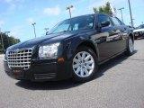 2008 Brilliant Black Crystal Pearl Chrysler 300 LX #70081191