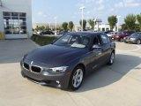 2013 Mineral Grey Metallic BMW 3 Series 328i Sedan #70081450