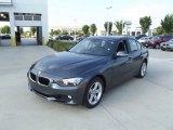 2012 Mineral Grey Metallic BMW 3 Series 328i Sedan #70081445