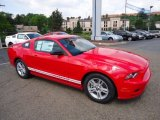 2013 Race Red Ford Mustang V6 Coupe #70081144