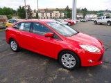 2012 Race Red Ford Focus SE Sedan #70081142