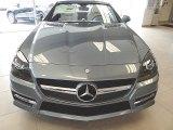 2013 Mercedes-Benz SLK Silver Mist Metallic