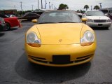 1999 Porsche 911 Speed Yellow