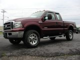 2006 Ford F350 Super Duty XLT SuperCab 4x4 Data, Info and Specs