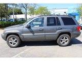 2001 Jeep Grand Cherokee Graphite Grey Pearl
