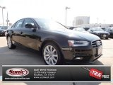 2013 Brilliant Black Audi A4 2.0T quattro Sedan #70081385