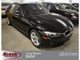2013 Jet Black BMW 3 Series 328i Sedan #70081368