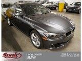 2012 Mineral Grey Metallic BMW 3 Series 328i Sedan #70081348