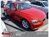 2012 Melbourne Red Metallic BMW 3 Series 328i Sedan #70081345
