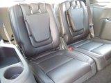 2013 Ford Explorer XLT EcoBoost Rear Seat