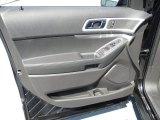 2013 Ford Explorer XLT EcoBoost Door Panel