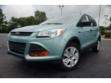 2013 Frosted Glass Metallic Ford Escape S #70081522