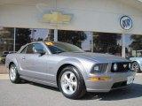 2007 Tungsten Grey Metallic Ford Mustang GT Premium Convertible #70081520