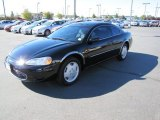 2002 Black Chrysler Sebring LX Coupe #70081511