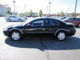 2002 Chrysler Sebring Black
