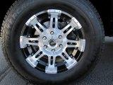 2008 Chevrolet Silverado 1500 LTZ Crew Cab 4x4 Custom Wheels