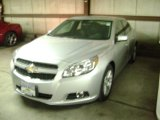 2013 Silver Ice Metallic Chevrolet Malibu ECO #70133007