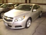 2013 Silver Ice Metallic Chevrolet Malibu ECO #70133004