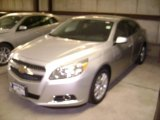 2013 Silver Ice Metallic Chevrolet Malibu ECO #70133003